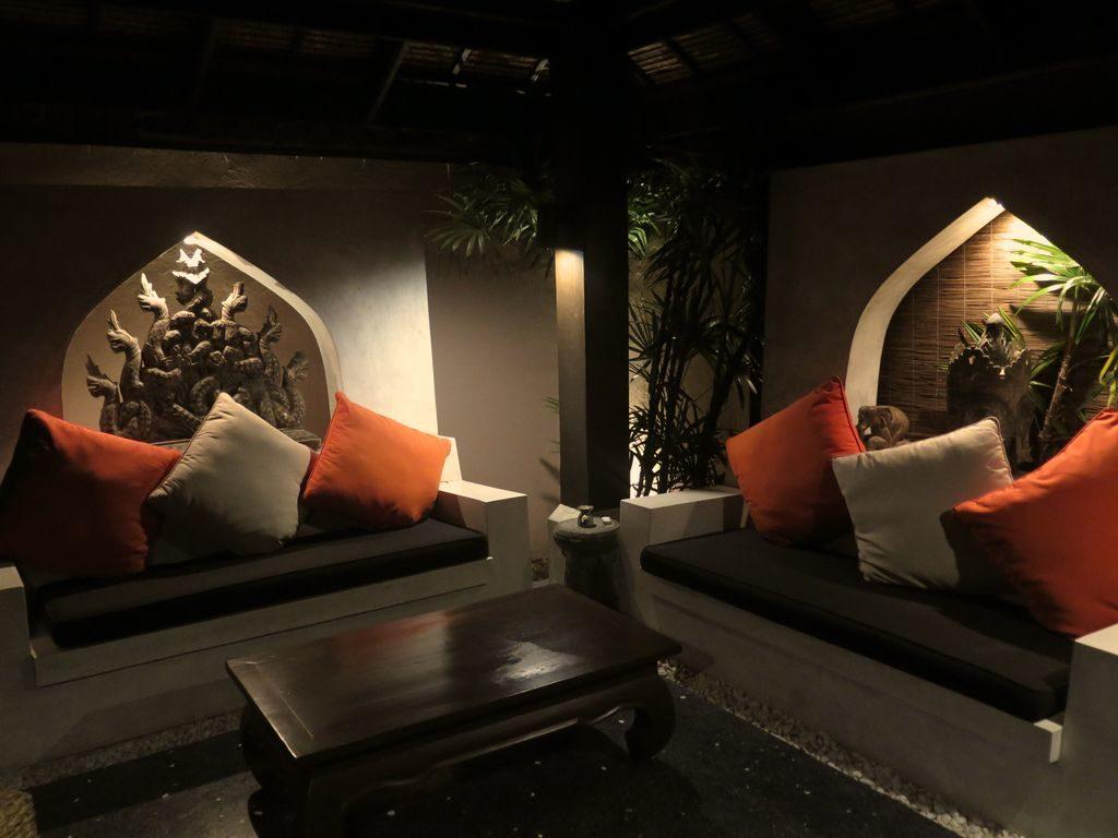 The romantic Sala By Night